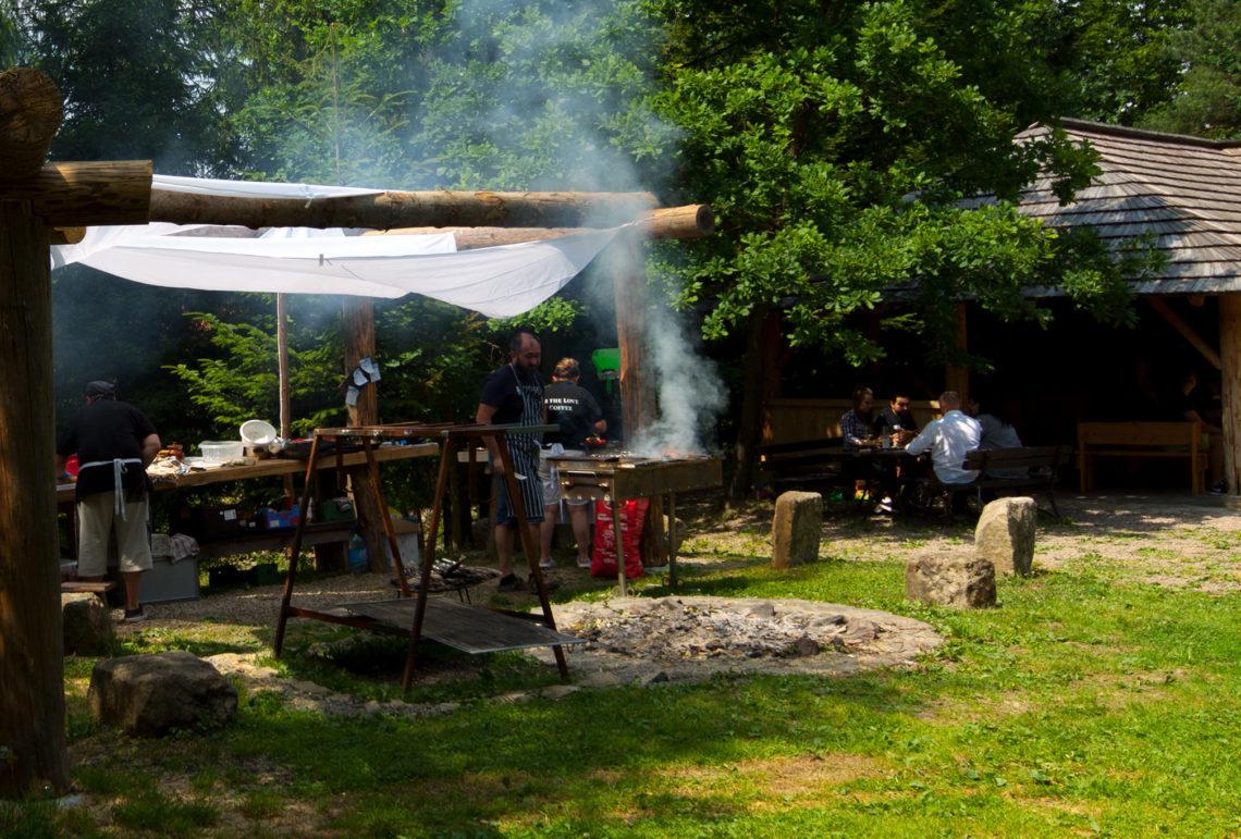 RestoBar Ogień
