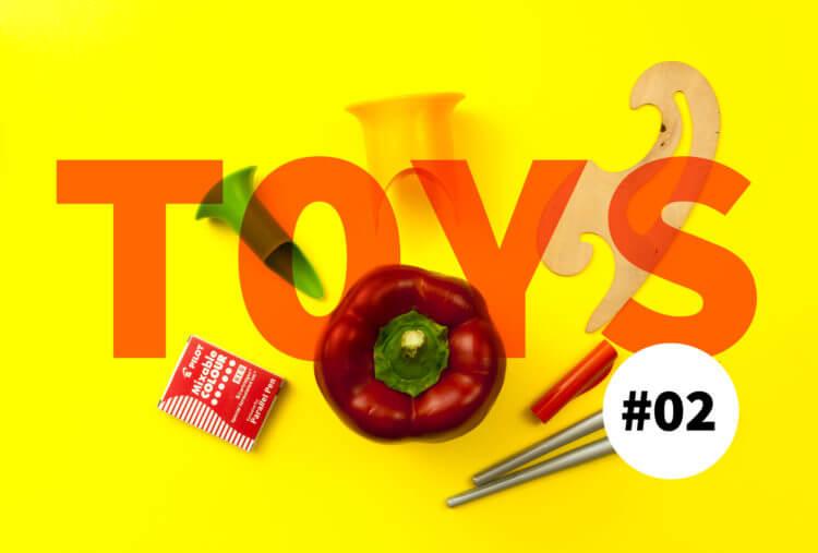 Zabawki w kuchni